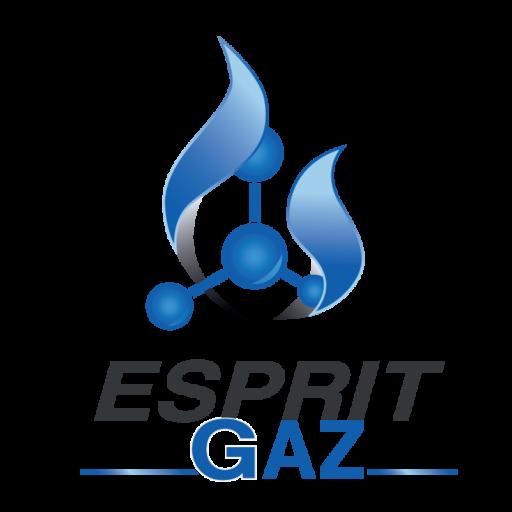 Logo Esprit Gaz - Recherche de fuites Gaz après compteur